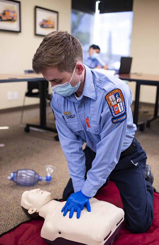 Hall EMT Academy