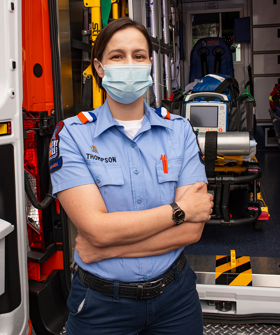Hall Paramedic